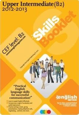 Skills Booklet Upper Intermediate (level B2) for Students