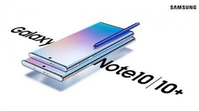Spesifikasi dan Harga Samsung Note 10 Terbaru 2019
