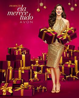 Participar da promoção de Natal Avon 2014 concorrer