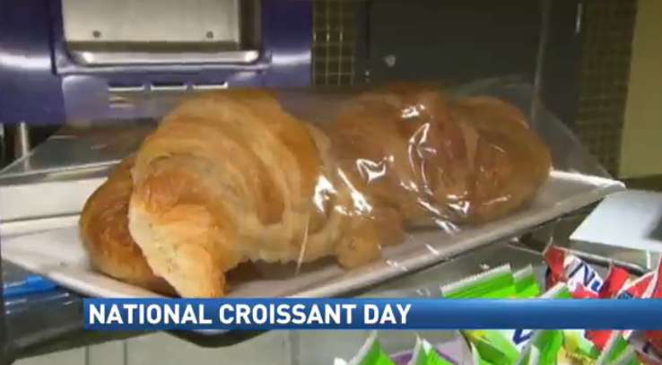 National Croissant Day Wishes Photos