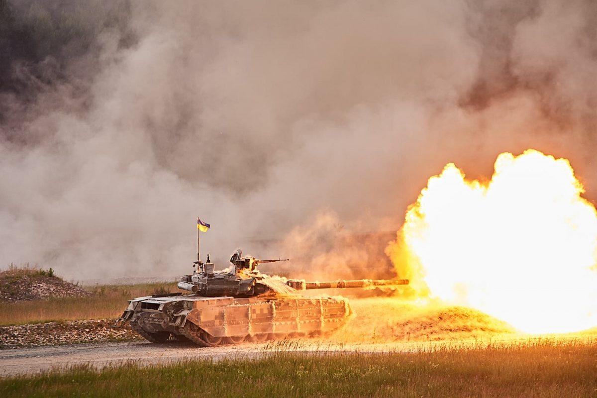 В танковом турнире НАТО украинцы заняли 8 место