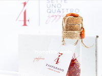 Logo Vinci gratis confezioni Zafferano 714 !