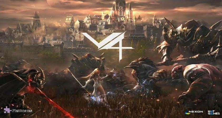 game, V4 game, Nexon, NAT Games, game MMORPG terbaik, project V4,