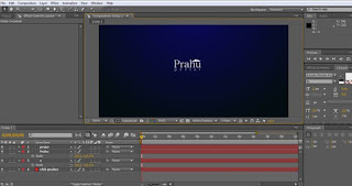 tutorial adobe after effect cs4 gradien background
