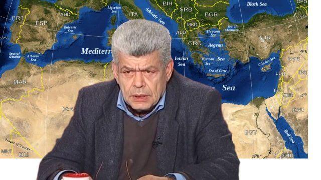 Ιωάννης Μάζης - Γεωπολιτική της Παγκοσμιοποιήσεως & των Εθνικών Ταυτοτήτων.