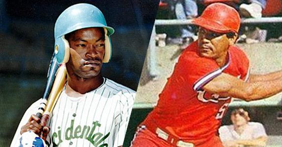 Dos de los máximos jonroneros de la historia del beisbol cubano