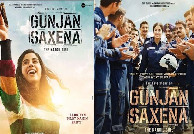 Janhvi Kapoor's film 'Gunjan Saxena: The Kargil Girl' release date revealed, know