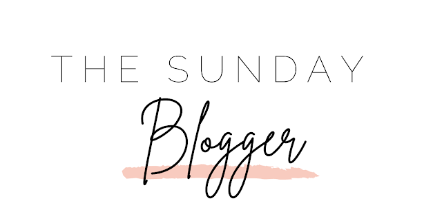 The Sunday Blogger logo