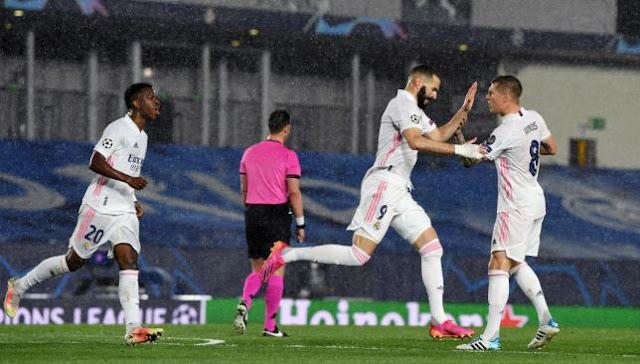 تقييم «آس آرابيا» للاعبي ريال مدريد أمام تشيلسي في نصف نهائي دوري أبطال أوروبا