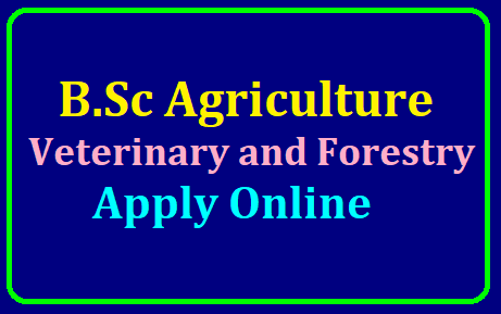 B Sc Agriculture Veterinary and Forestry 2019 Apply Online /2019/07/b-sc-agriculture-veterinary-and-forestry-2019-apply-online-pjtsau.fdstech.solutions.html