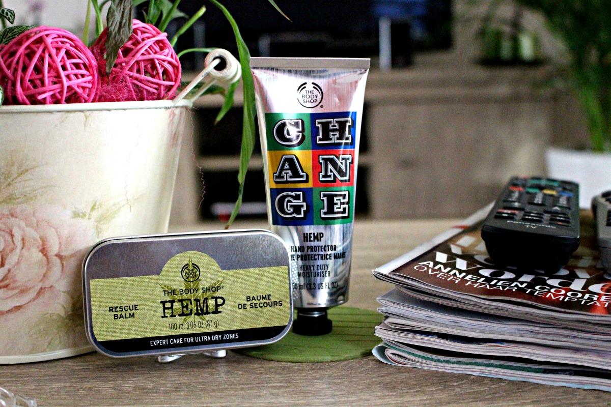 The Body Shop Hemp