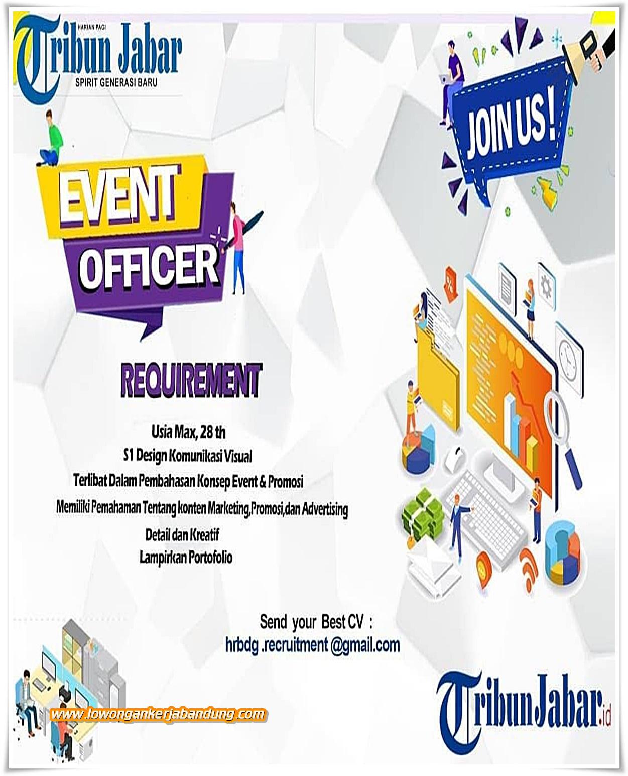 Loker Bandung Event Officer Tribun Jabar