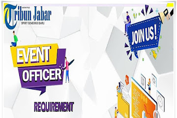 Lowongan Kerja Bandung Event Officer Tribun Jabar