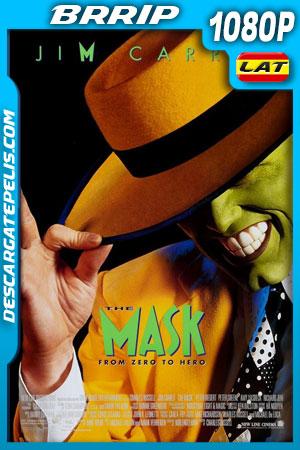 La máscara (1994) 1080p BRrip Latino – Ingles