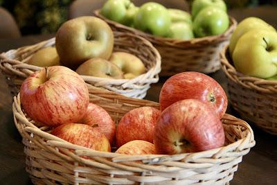 Ποια μήλα περιέχουν περισσότερο μηλικό οξύ