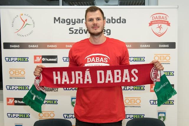 Férfi kézilabda NB I - Két válogatott játékost igazolt a Dabas