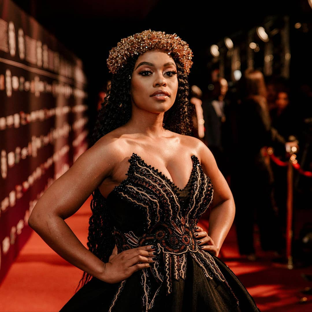 Nomzamo Mbatha Debuted A Seriously Stunning Braids Style On True Love Magazine's New Cover