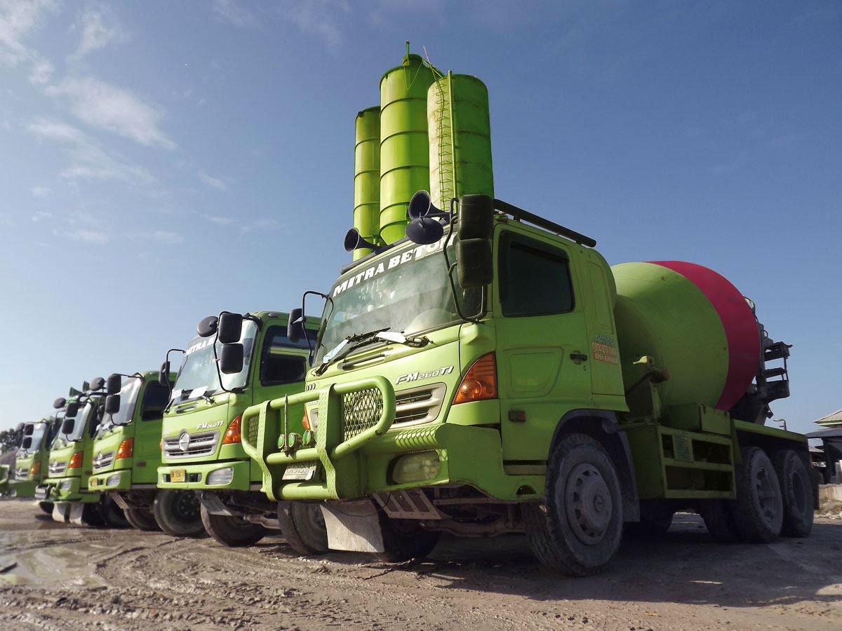 Pt Mitra Beton Pekanbaru Plant Pekanbaru Harga Sewa Rental Concrete Pump Readymix