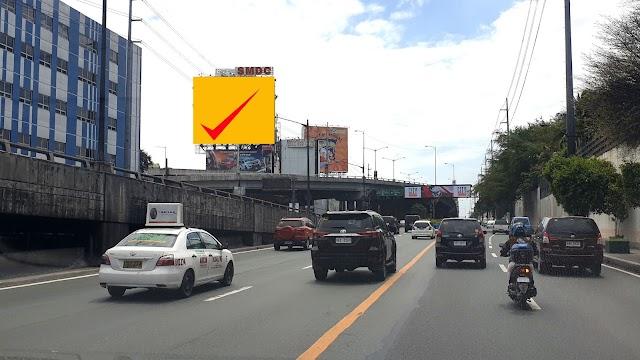 EDSA Billboard : Kalayaan Southbound 60x60