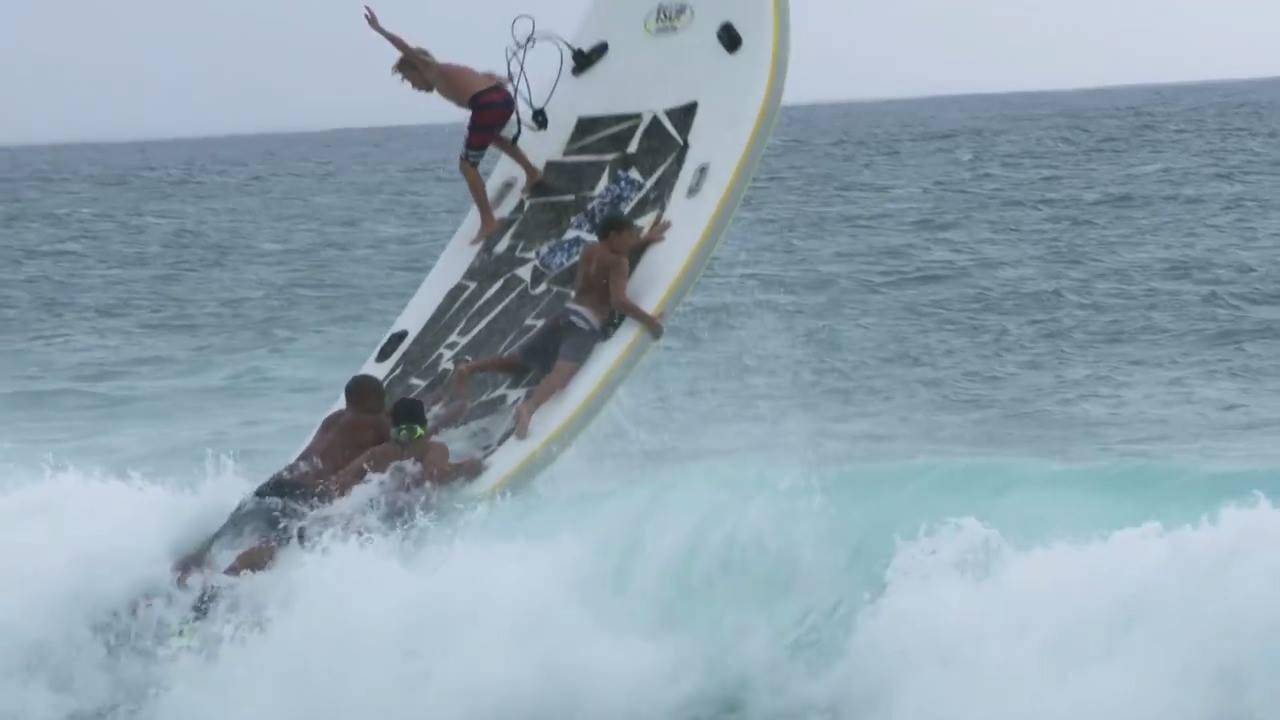 mejores videos surf 2017
