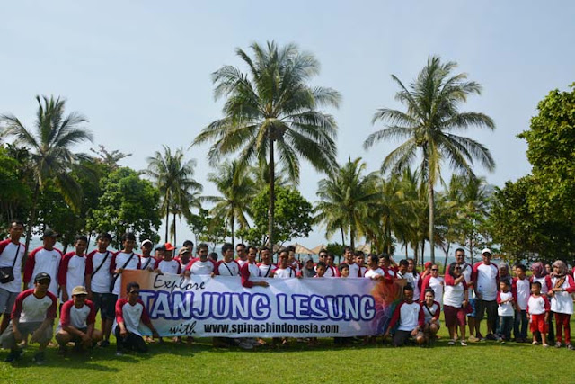FUN GAMES TEAM BUILDING | Outbound di Tanjung Lesung