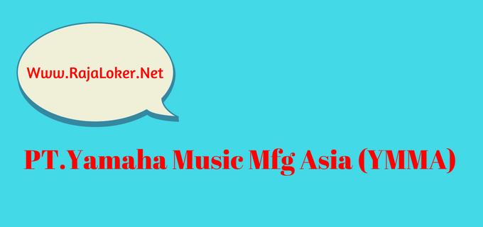 PT.Yamaha Music Manufacturing Asia (YMMA)