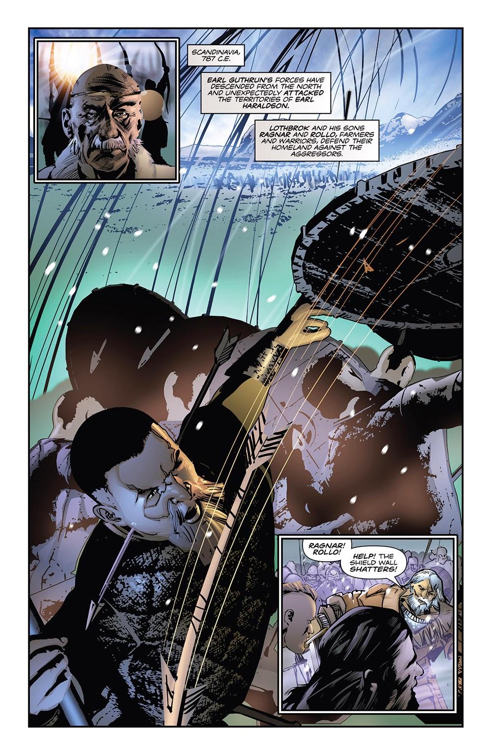 Vikings 001 (2014) ………………………………… | Viewcomic reading comics online