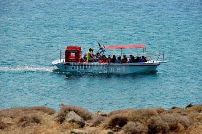 «Απόδραση» στο Θαλάσσιο Πάρκο Νησιώπης