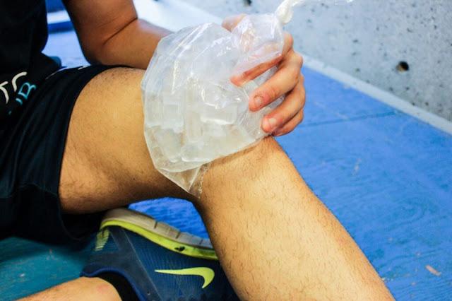 για τις θεραπείες πάγου υπάρχουν λίγα ή κακά αποδεικτικά στοιχεία