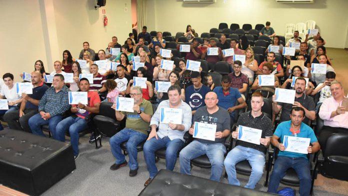 Catanduva qualifica 2,3 mil pessoas em cursos de capacitação