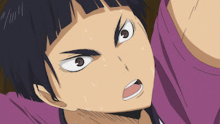 ハイキュー!! アニメ 3期8話 五色工   Karasuno vs Shiratorizawa   HAIKYU!! Season3