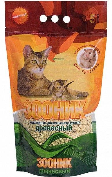Наполнители для кошек (ЧАСТЬ II) ДРЕВЕСНЫЙ НАПОЛНИТЕЛЬ