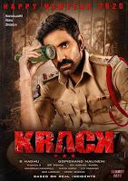 Krack (2021) V2 Hindi Dubbed Full Movie Watch Online Movies