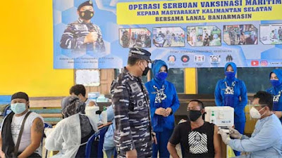 Operasi Servak Sasar Pelajar TPI Banjar Raya