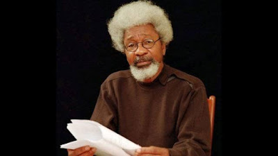 You Are A Fiction Writer, Not Medical Professor - Presidency Attacks Soyinka
