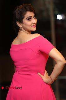 Manjusha Latest Pictures in Pink Short Dress ~ Celebs Next