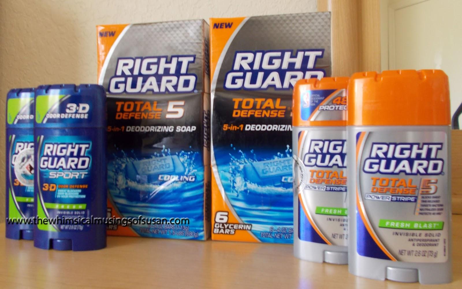 Cvs Haul Right Guard Products