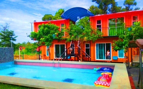 homestay di melaka yang ada swimming pool