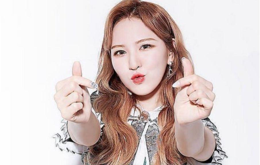 Cantante de k-pop sufrió accidente en ensayo