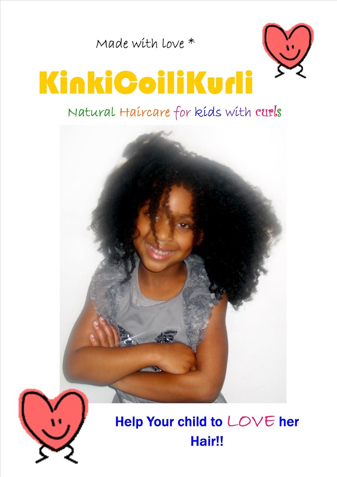 KinkiCoiliCurly Hair Kids: How can I grow my child's hair ...