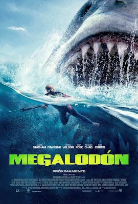 Megalodón - Poster