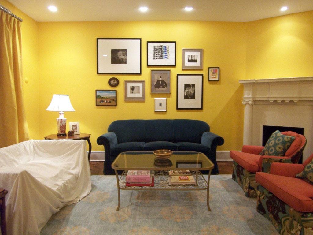 Kombinasi Warna Cat Ruang Tamu Ukuran Kecil Rumah Jos Via Rumahjos 67 Desain Minimalis Agar Terlihat Luas