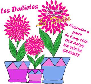 #ladaliademaspujols, #dalietes, Associació de Dones la Dàlia de Maspujols, Mare, Àvia, Padrina, Dalieta, Maspujols, Dones,