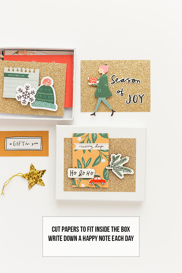 Crate Paper | Happy Notes in December | Merry Days INSTASTORY_c