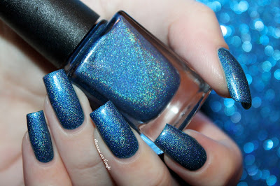 "Swatch of the nail polish ""Calypso"" by Peita's Polish"