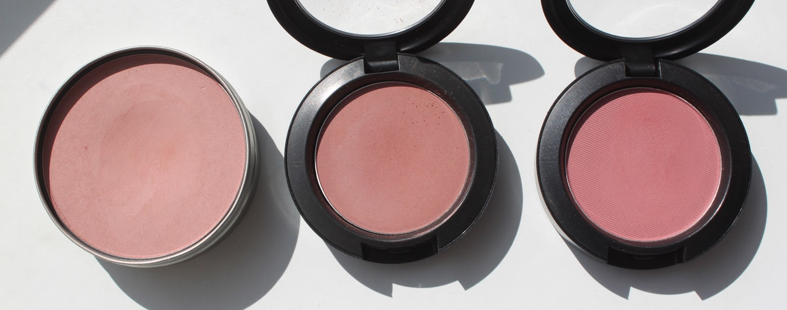 delicate hummingbird.: MAC Blushes revisited: Blushbaby.