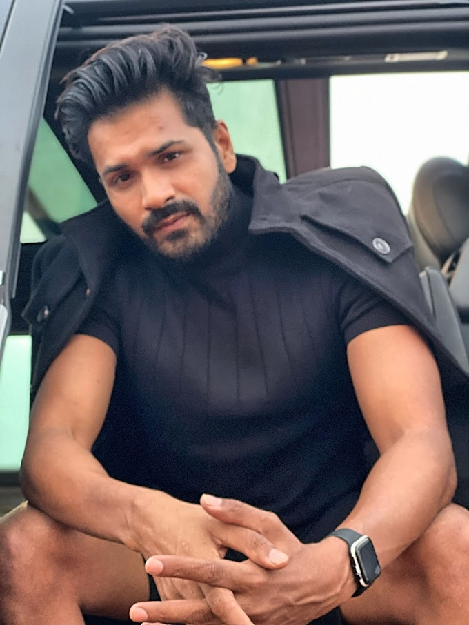 Mrunal Jain talks about his upcoming Bollywood film Suryavanshi!