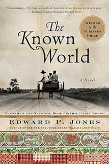 THE KNOWN WORLD - BOOK COVER