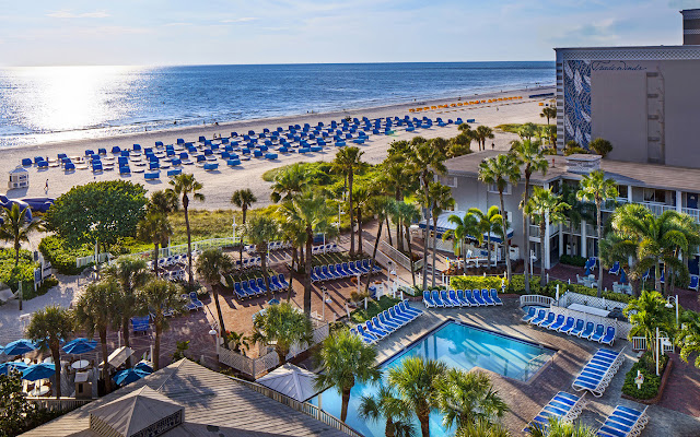 Look no further than TradeWinds Island Grand Hotel if you're looking to stay at one of the best hotels in St Pete Beach Florida. TradeWinds Island Grand is the largest beachfront hotel in St Pete Beach, meaning it's one of the largest playgrounds on the Gulf Coast.