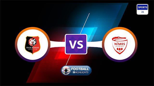 Rennes vs Nîmes – Highlights